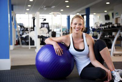 Physiotherapist Pilates