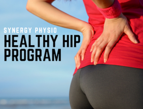 Synergy Physio Healthy Hip Program